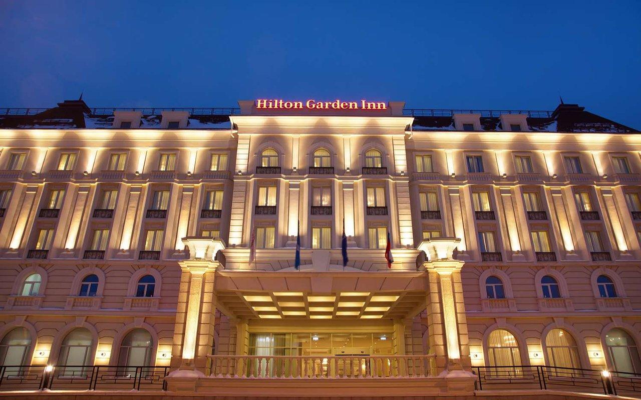 HILTON GARDEN INN ULYANOVSK - Updated 2018 Prices & Hotel Reviews ...
