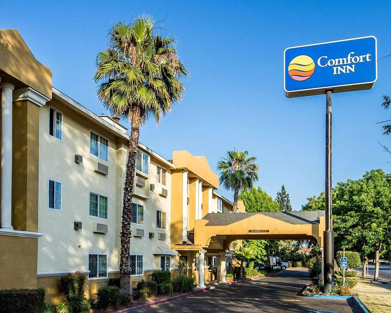 Comfort Inn 67 7 8 Updated 2018 Prices Hotel Reviews Modesto Ca Tripadvisor