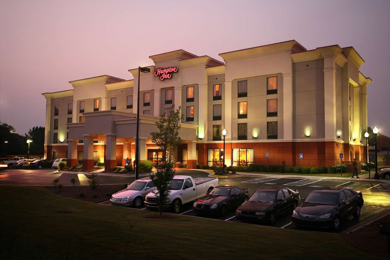 HAMPTON INN CARROLLTON $108 ($̶1̶2̶0̶) - Updated 2018 Prices & Hotel ...