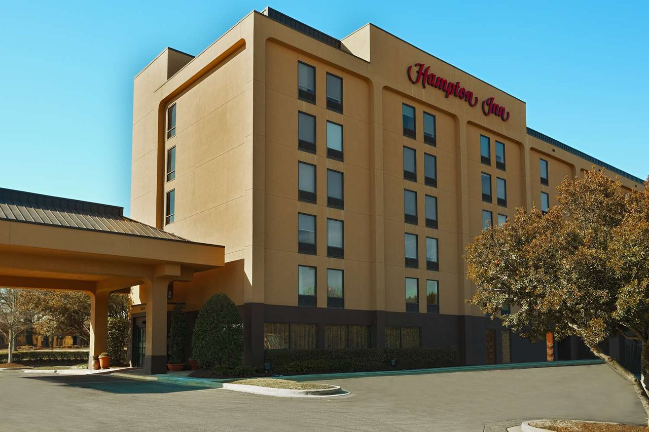 HAMPTON INN UNIVERSITY PLACE - Updated 2018 Prices & Hotel Reviews ...