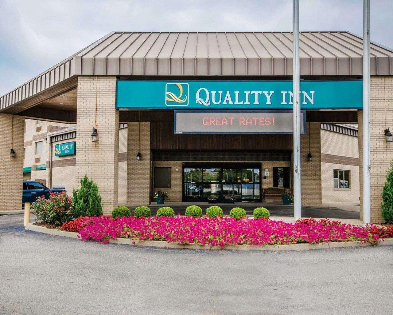 Quality Inn Of Louisville East 67 8 7 Prices Hotel Reviews Jeffersontown Ky Tripadvisor