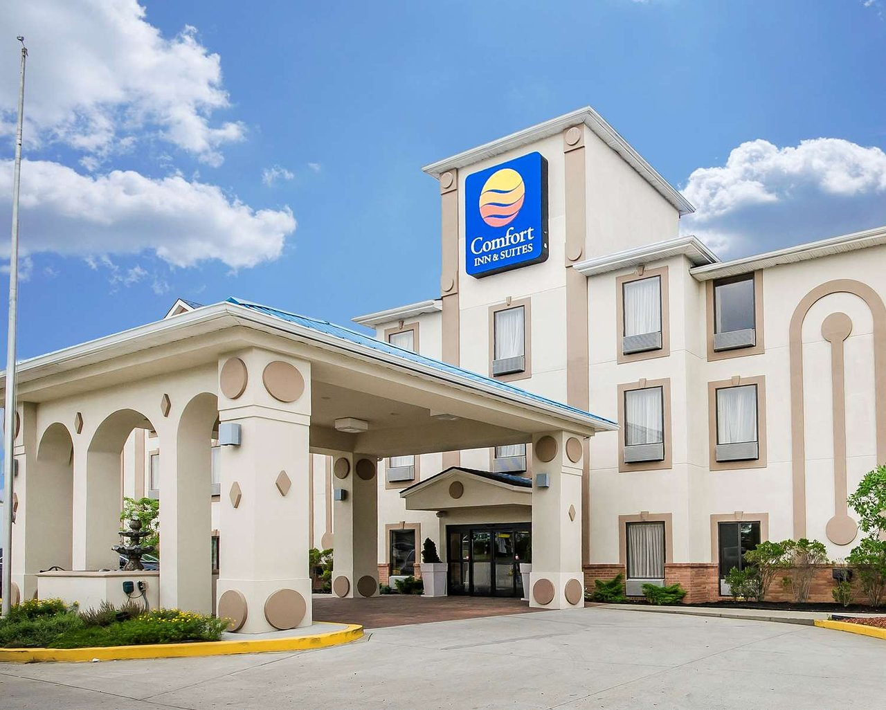 Comfort Inn Suites 67 7 9 Updated 2019 Prices Motel Reviews La Grange Ky Tripadvisor