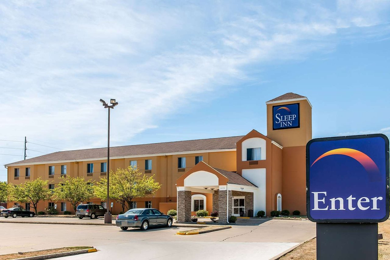 Sleep Inn Springfield 54 7 0 Prices Hotel Reviews Il Tripadvisor