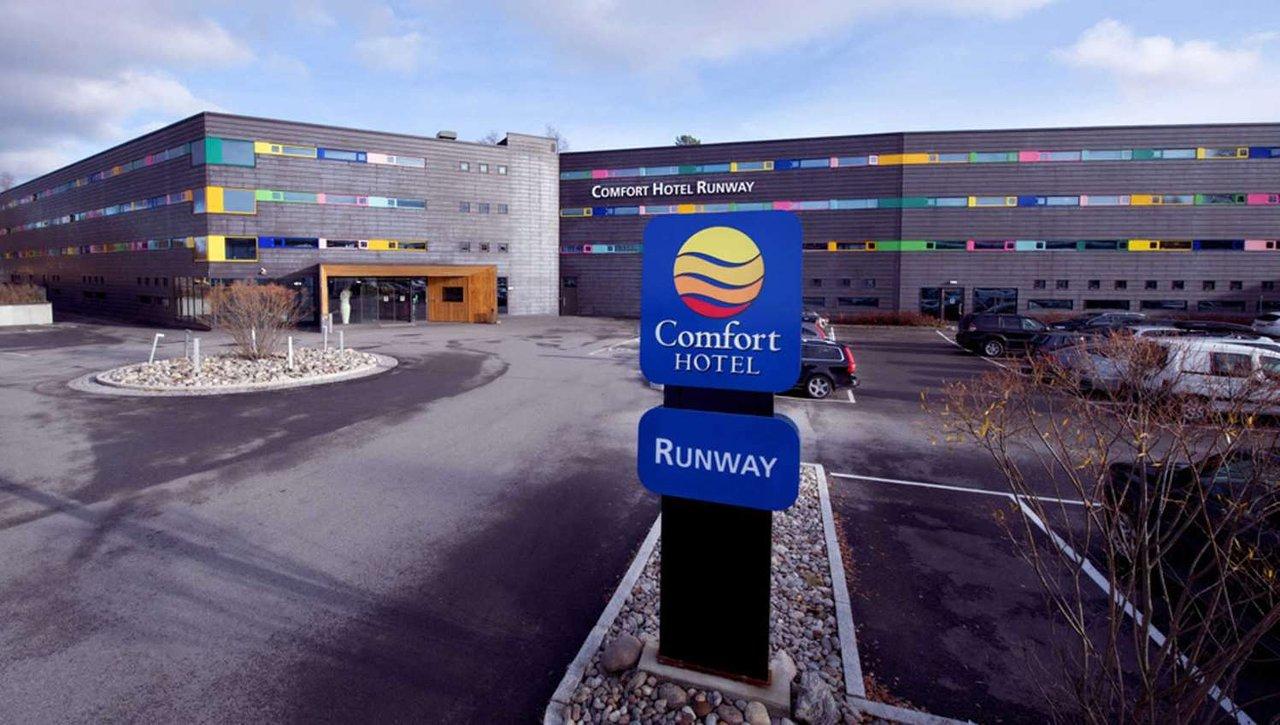 Nytt COMFORT HOTEL RUNWAY (Gardermoen, Norway) - Updated 2019 Prices YR-57