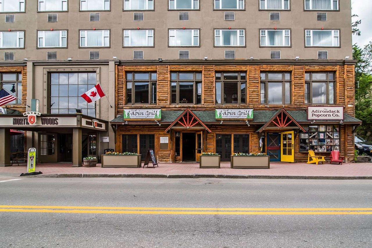 HOTEL NORTH WOODS $101 ($̶1̶1̶6̶) - Updated 2018 Prices & Reviews ...