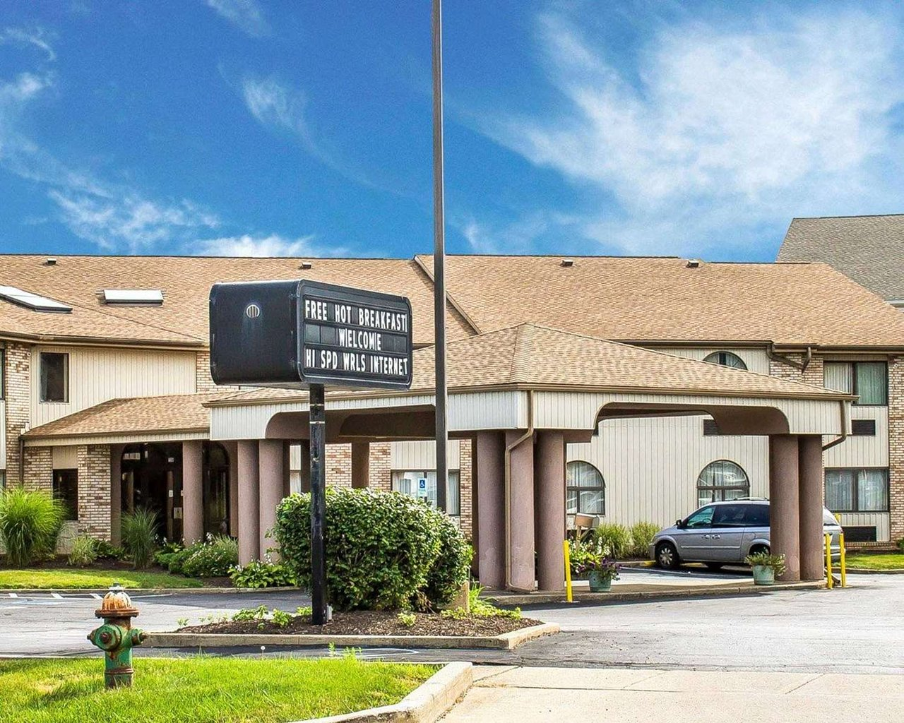 Quality Inn 55 7 6 Updated 2018 Prices Hotel Reviews Elyria Ohio Tripadvisor