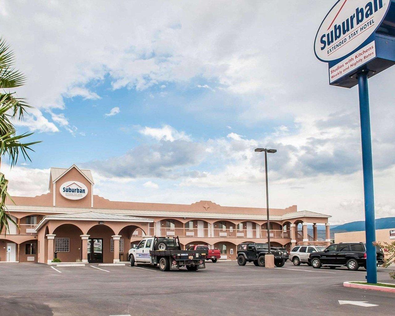 Suburban Extended Stay Alamogordo Hotel