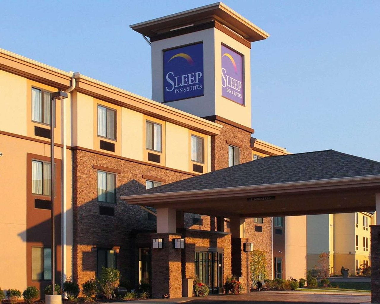 Sleep Inn Suites 67 8 Prices Hotel Reviews Cambridge Ohio Tripadvisor
