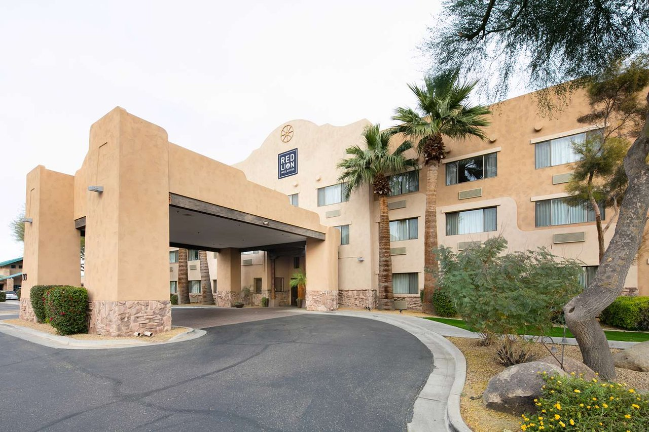 Red Lion Inn Suites Goodyear West Phoenix 83 9 4 Updated 2018 Prices Motel Reviews Az Tripadvisor