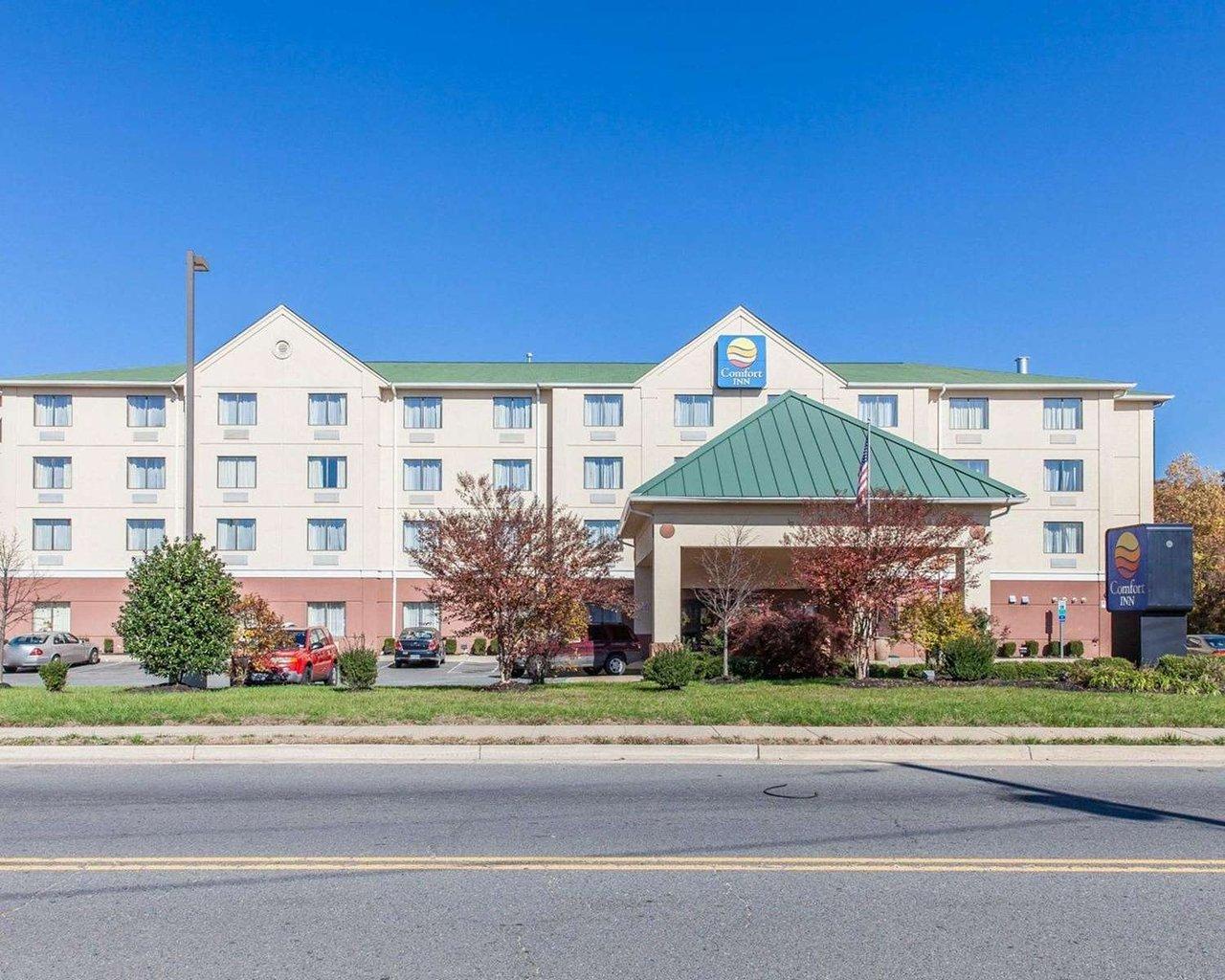 Comfort Inn Dumfries Quantico 81 9 7 Updated 2018 Prices Hotel Reviews Va Tripadvisor