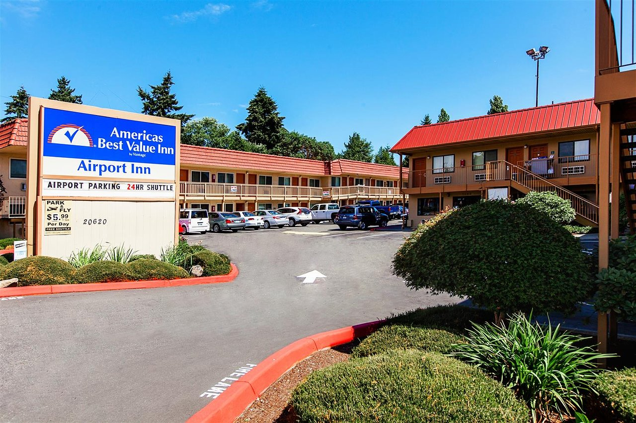 Americas Best Value Airport Inn 52 7 3 Updated 2018 Prices Hotel Reviews Seatac Wa Tripadvisor