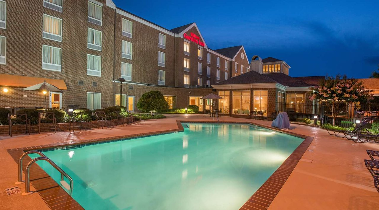 Hilton Garden Inn Macon / Mercer University - UPDATED 2018 Prices ...