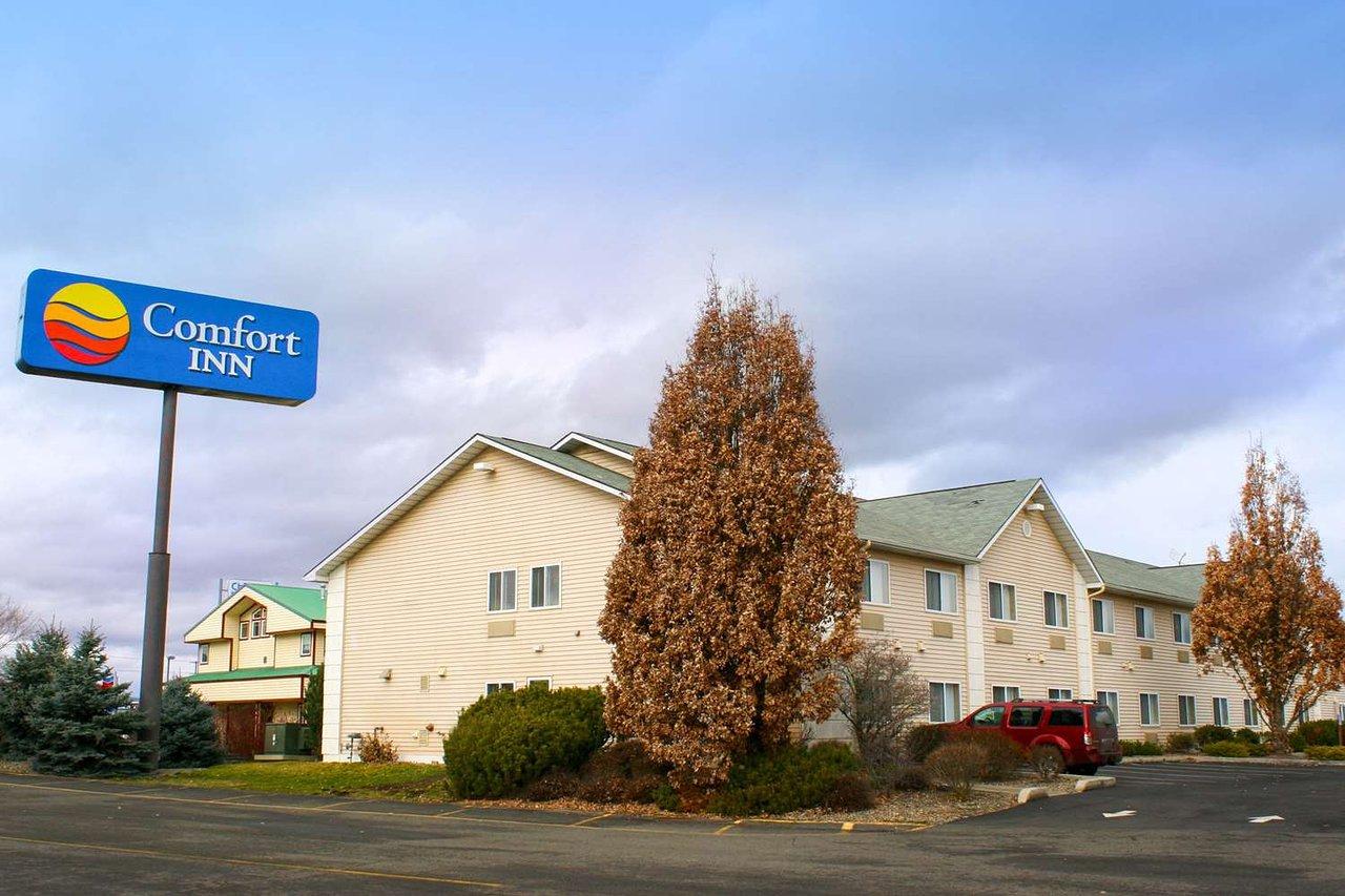 Comfort Inn 92 1 2 3 Updated 2018 Prices Hotel Reviews Ellensburg Wa Tripadvisor
