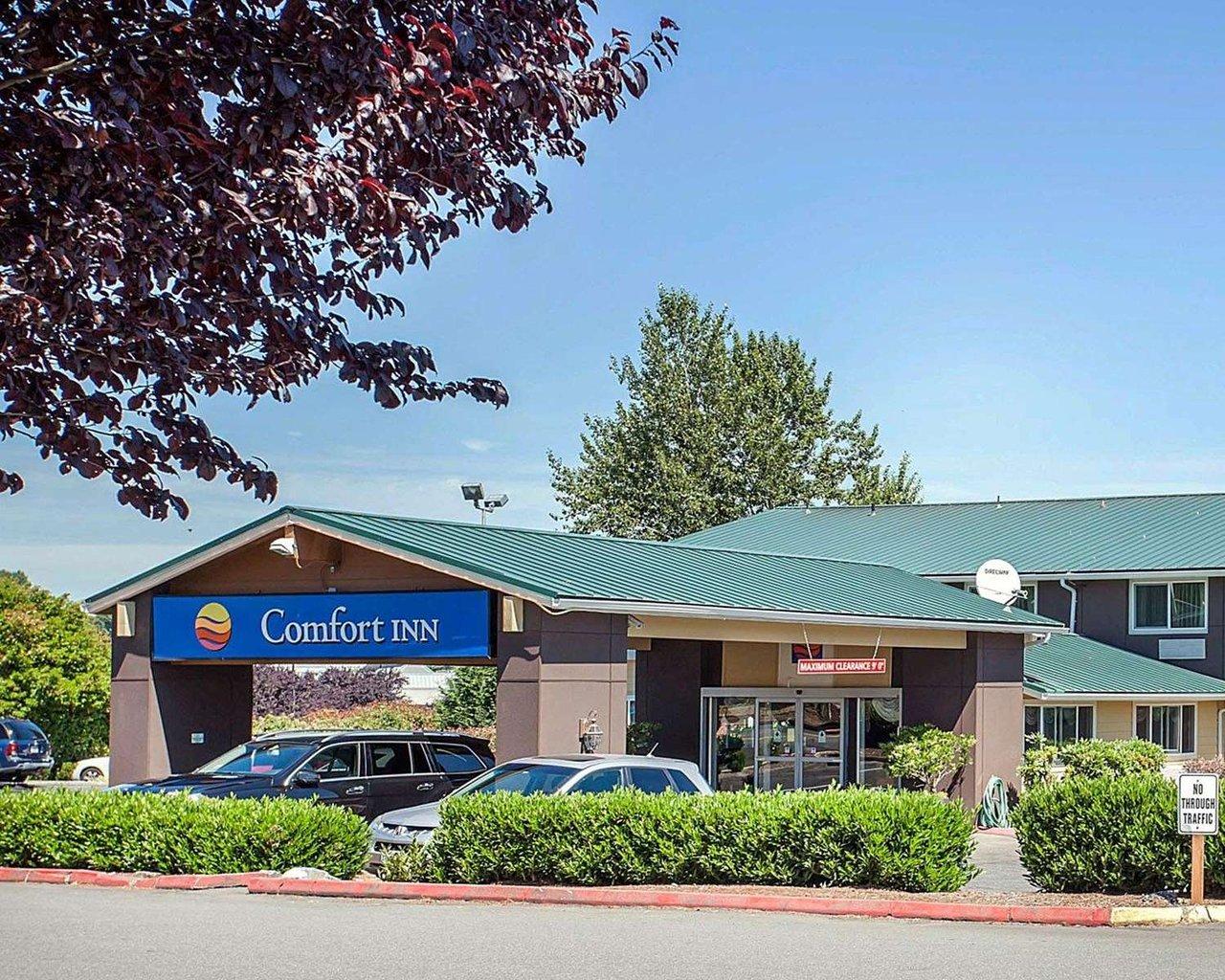 COMFORT INN KIRKLAND - Updated 2018 Prices & Hotel Reviews (WA ...