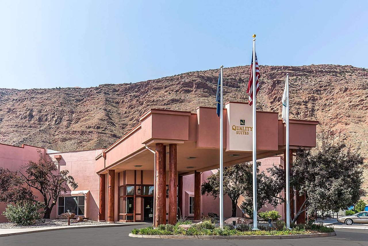Quality Suites 63 7 9 Prices Hotel Reviews Moab Utah