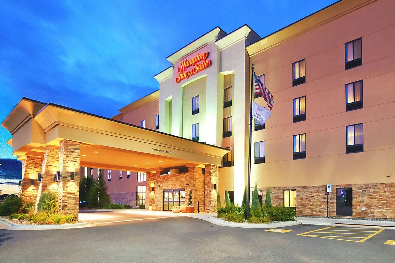 Hampton Inn Suites Billings West I 90 107 1 2 Updated 2018 Prices Hotel Reviews Mt Tripadvisor