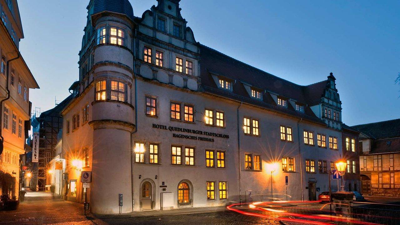 Wyndham Garden Quedlinburg Stadtschloss Ab 86 1 3 5