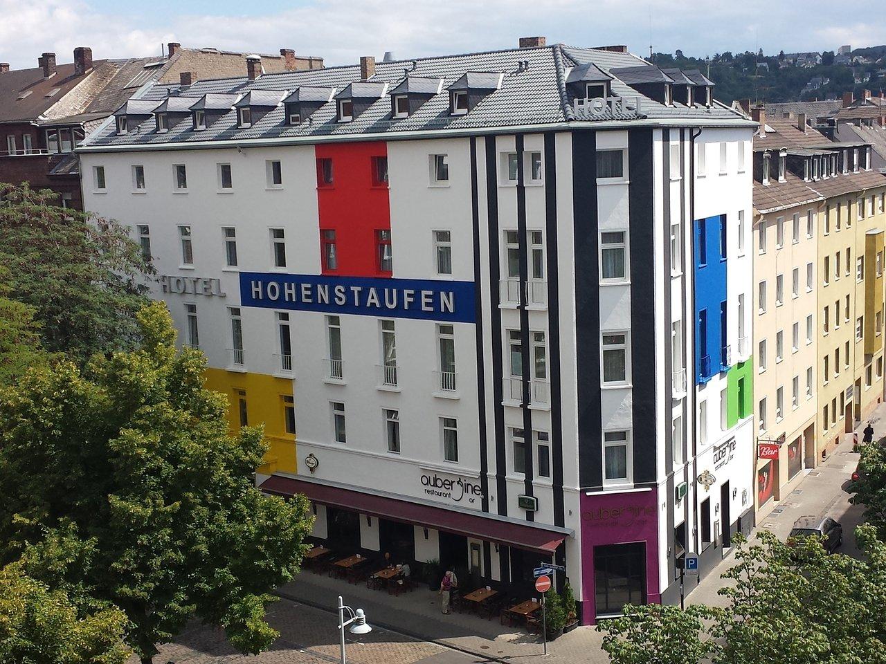 HOTEL HOHENSTAUFEN: Bewertungen, Fotos & Preisvergleich (Koblenz ...