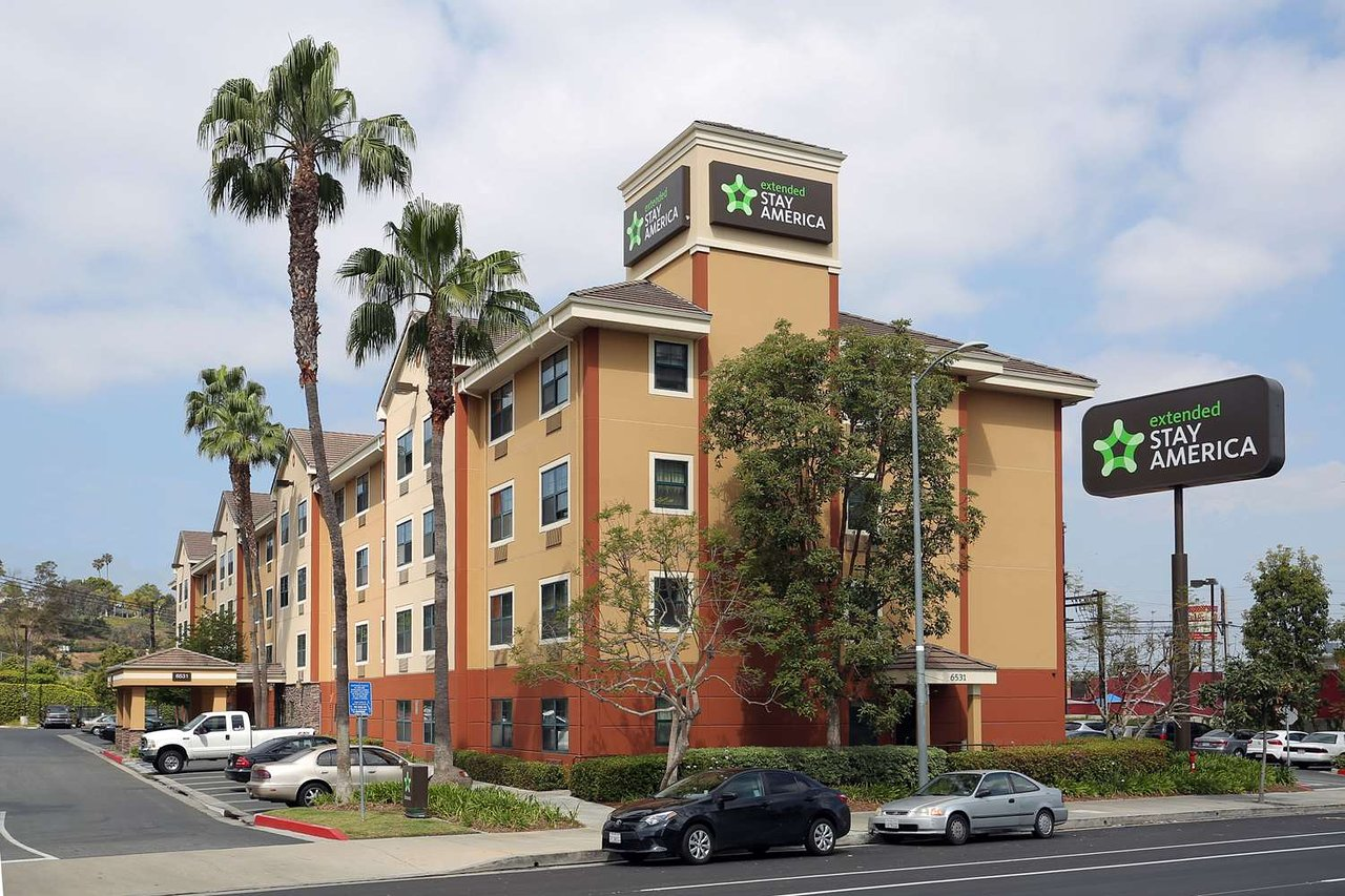 EXTENDED STAY AMERICA - LOS ANGELES - LAX AIRPORT - Updated 2018 ...