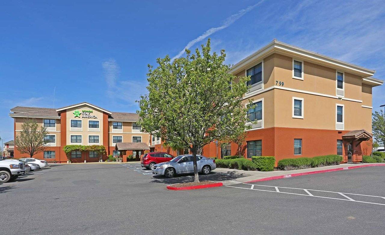 EXTENDED STAY AMERICA - SACRAMENTO - VACAVILLE $106