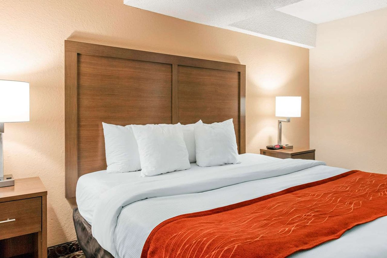 Comfort Inn Downtown Nashville Vanderbilt 188 2 2 7 Updated