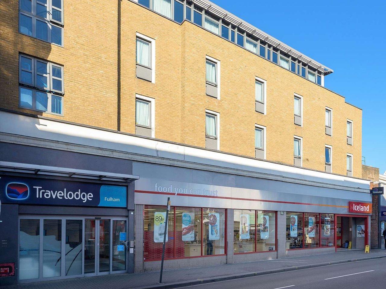 Travelodge London Fulham Hotel Reviews Photos Price Comparison Tripadvisor