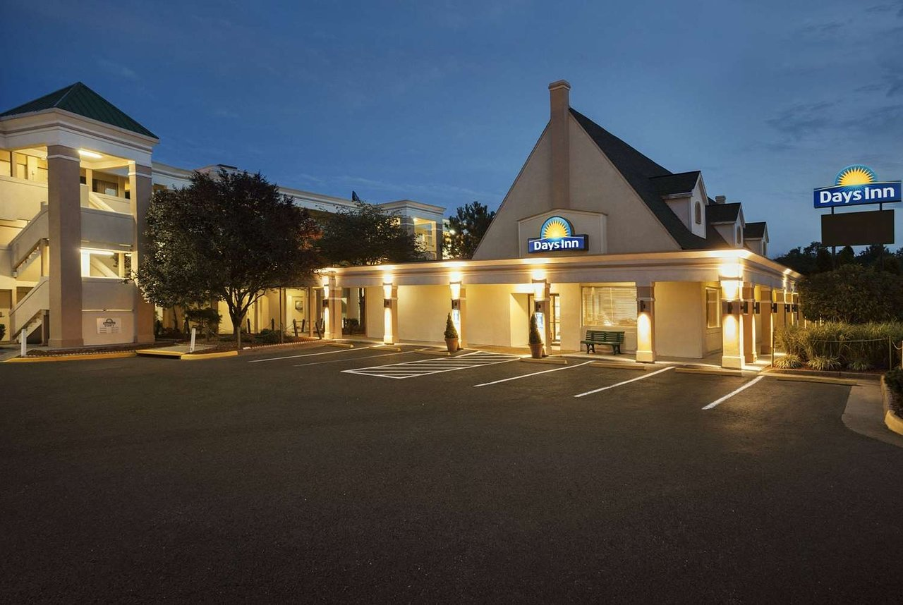 DAYS INN BY WYNDHAM ALEXANDRIA - Updated 2018 Prices & Motel Reviews ...
