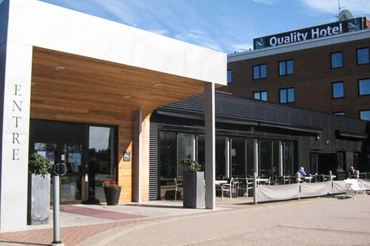 scandic hotell vänersborg