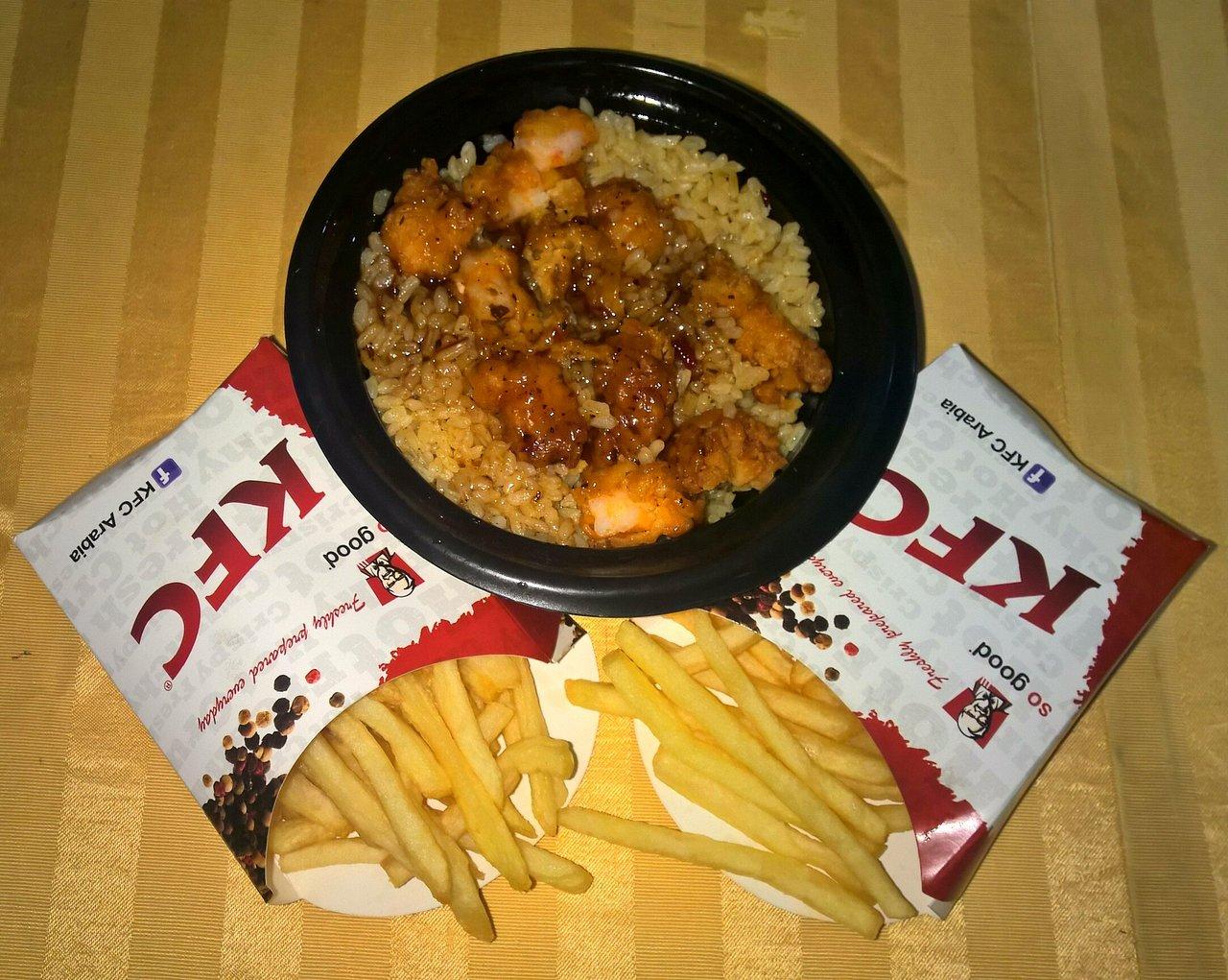 Kfc Shrimp Rizo Meal صورة كنتاكى مدينة العاشر من رمضان Tripadvisor