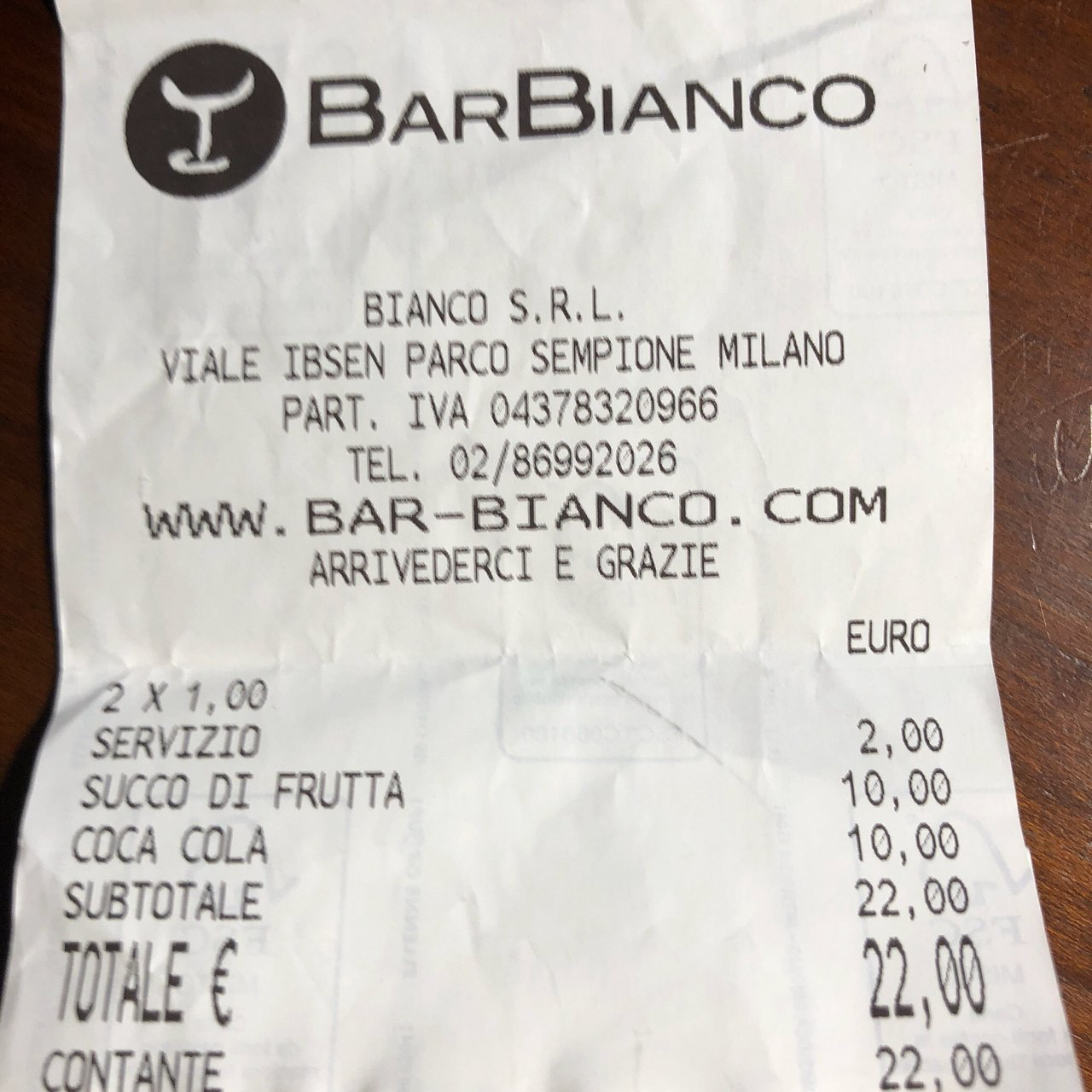Pace Bianco E Nero bar bianco (milan) - 2020 all you need to know before you go