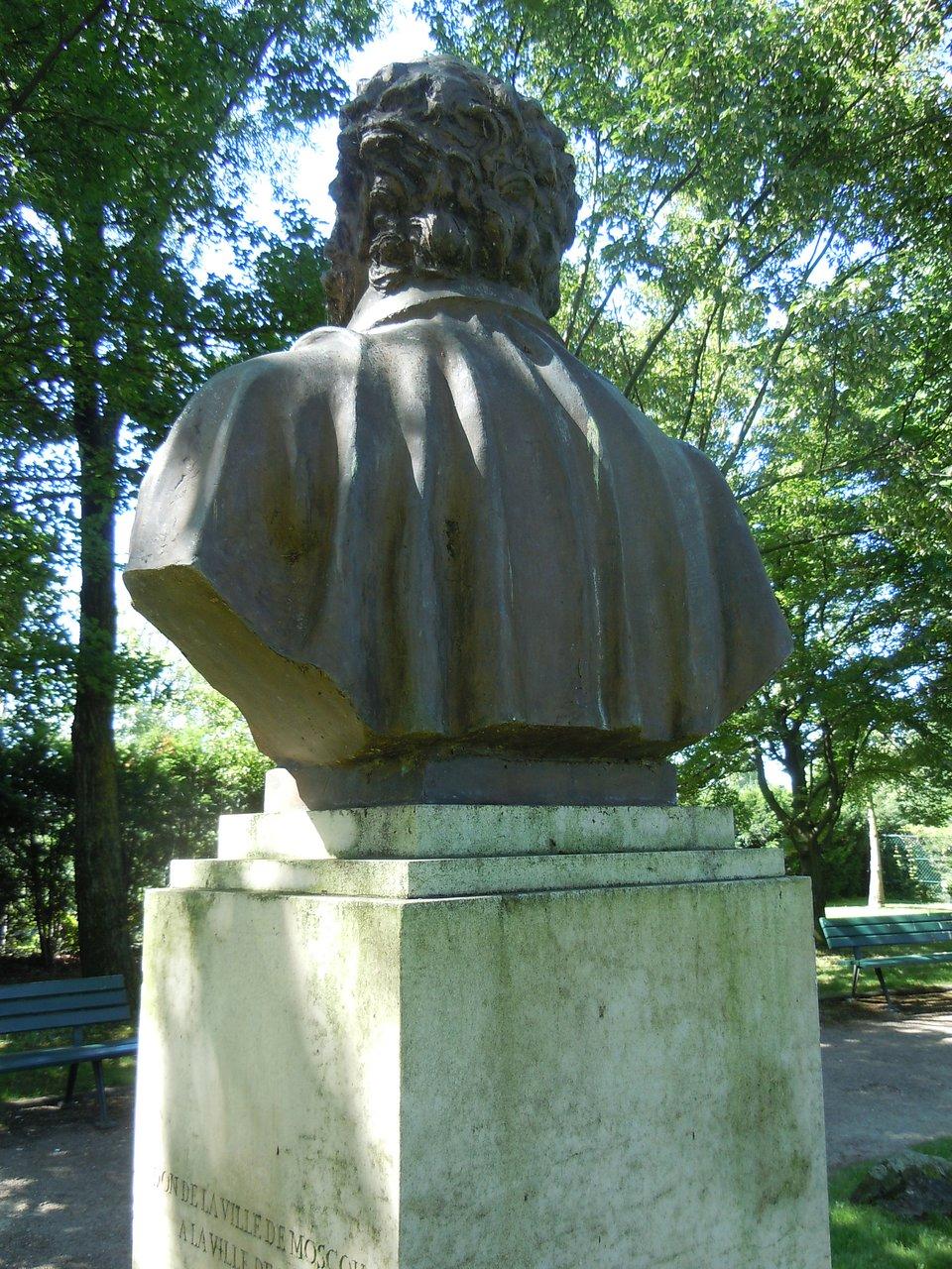 Sculpteur Peintre Et Poete Francais monument à pouchkine (paris) : 2020 ce qu'il faut savoir