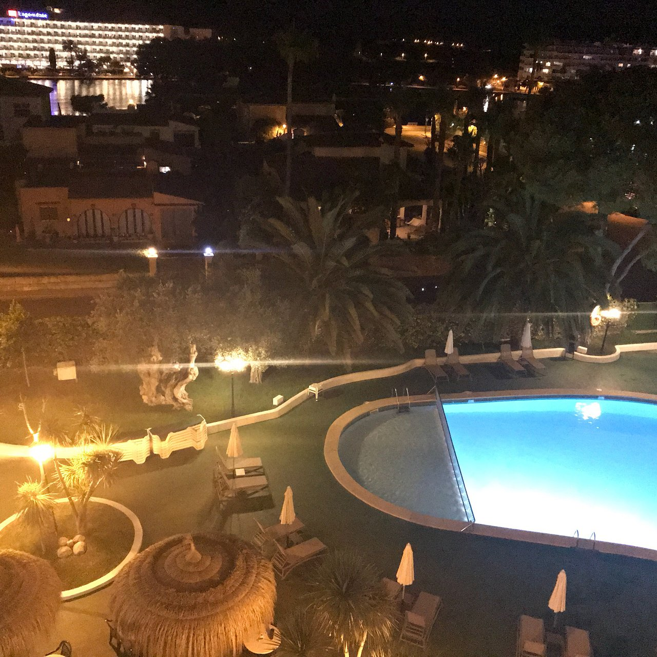 Lagoon Center Prices Hotel Reviews Port D Alcudia Spain