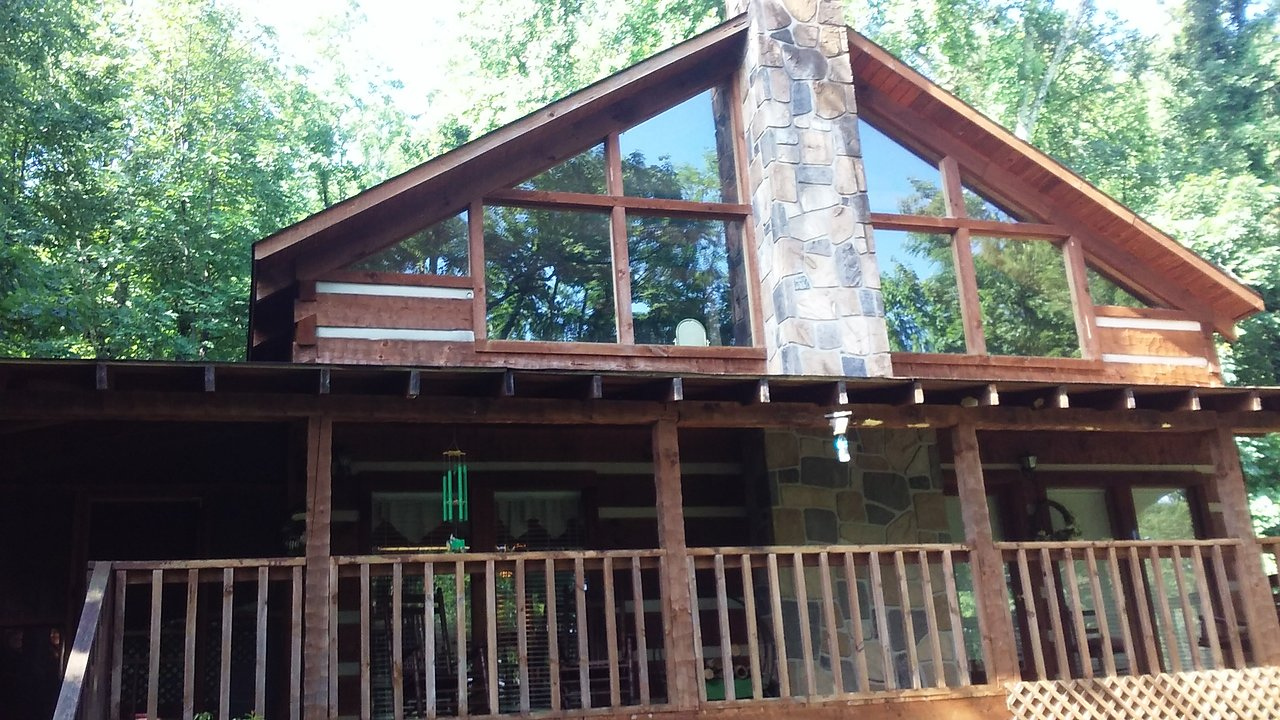 dodgen log cabin rentals campground reviews pigeon forge tn rh tripadvisor com