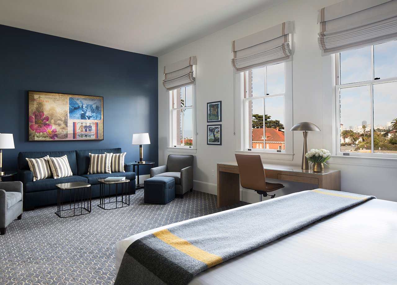 LODGE AT THE PRESIDIO - Updated 2019 Prices & Boutique Hotel