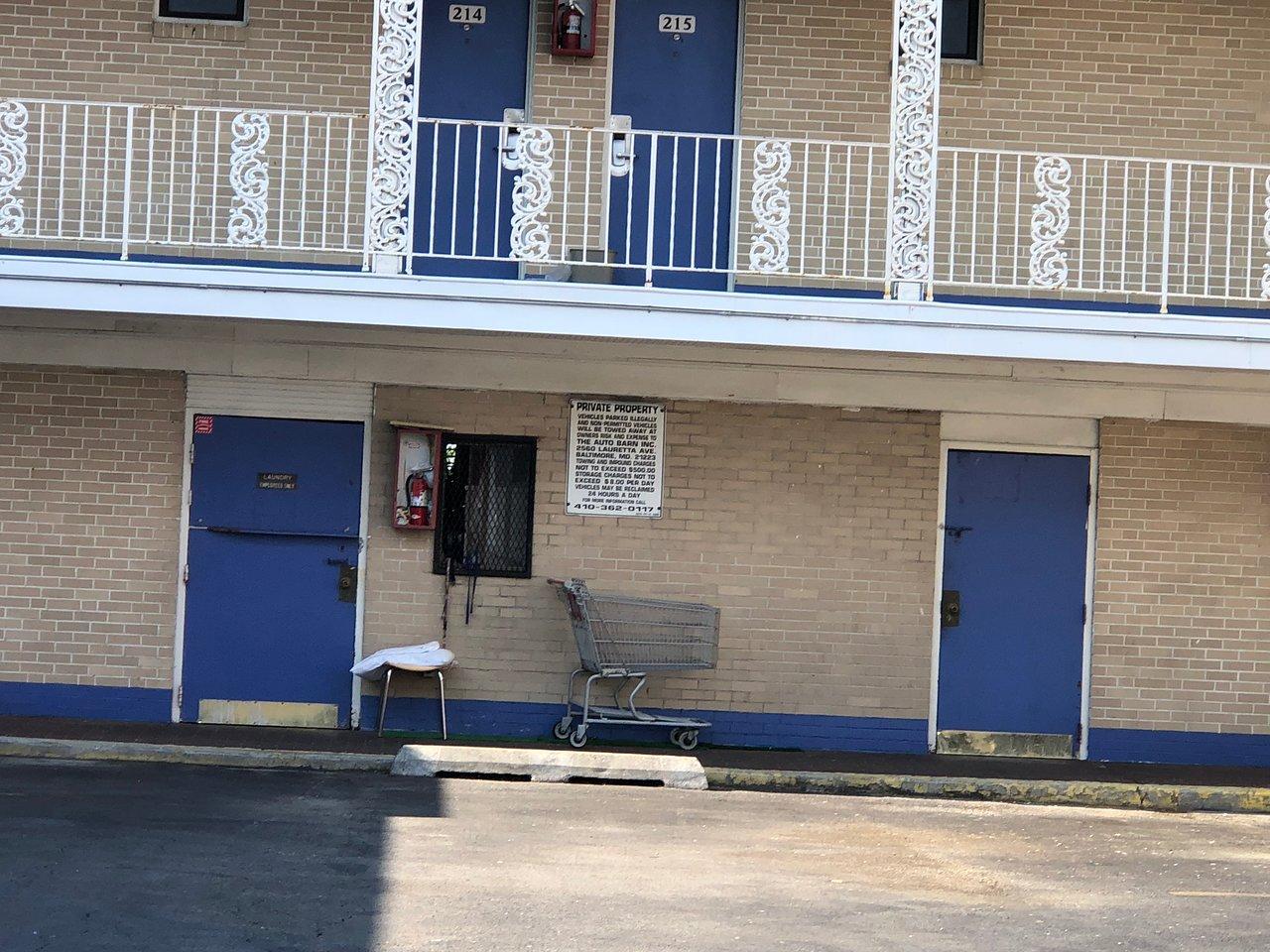 Motel 6 Baltimore City Prices Reviews Md Tripadvisor
