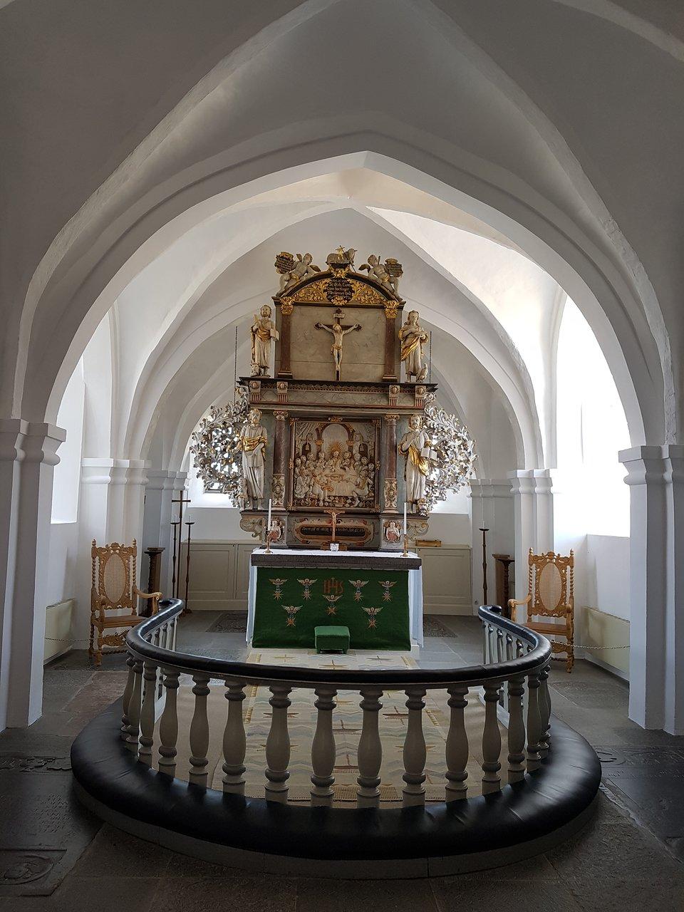 Interir - Picture of S:t Nicolai Kyrka (Nikolaikyrkan), Orebro