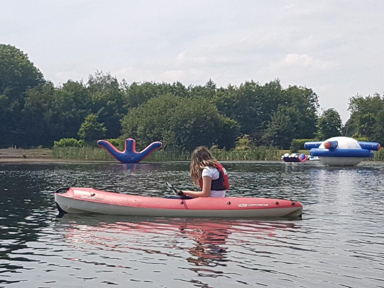 Aqua Park   Derrymore Springs