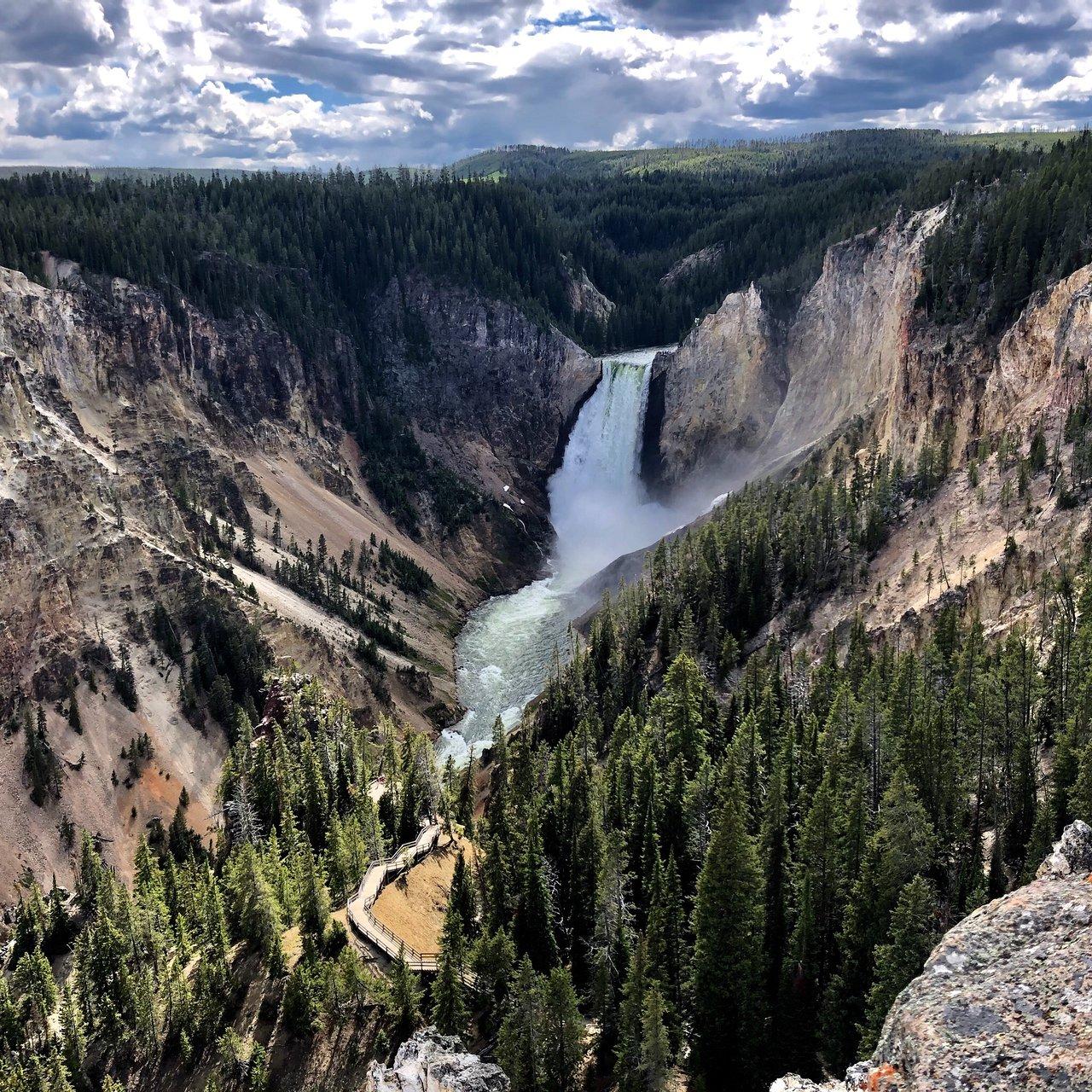 Lookout Point (Parc national de Yellowstone) : 2020 Ce qu'il faut ...