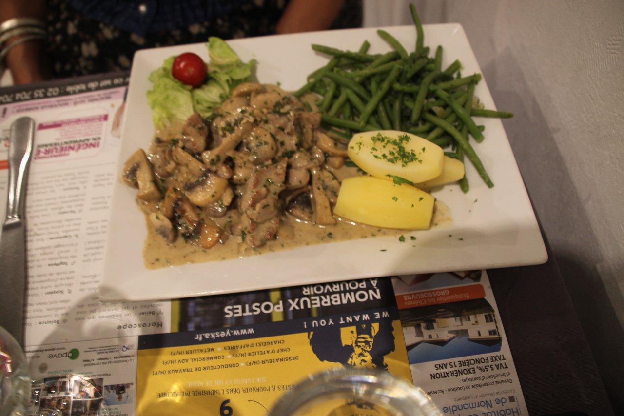 Htel Restaurant Les Deux Sapins Cailly Sur Eure Voir Tarifs Et 15 Avis
