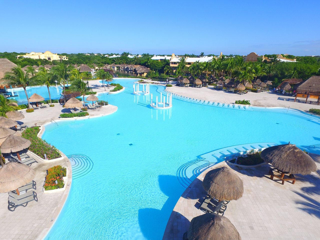 GRAND PALLADIUM COLONIAL RESORT & SPA Riviera Maya Mexico Akumal