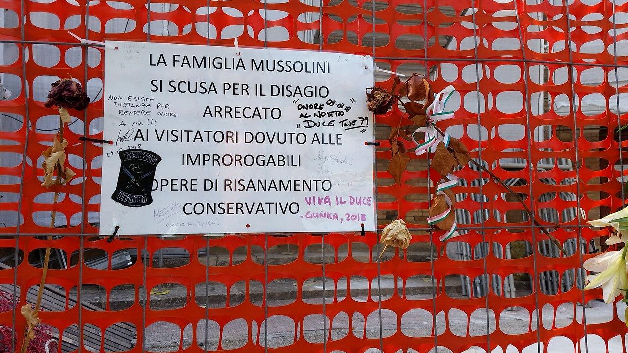 Cimitero Monumentale Predappio Fc cimitero monumentale di san cassiano in pennino, predappio