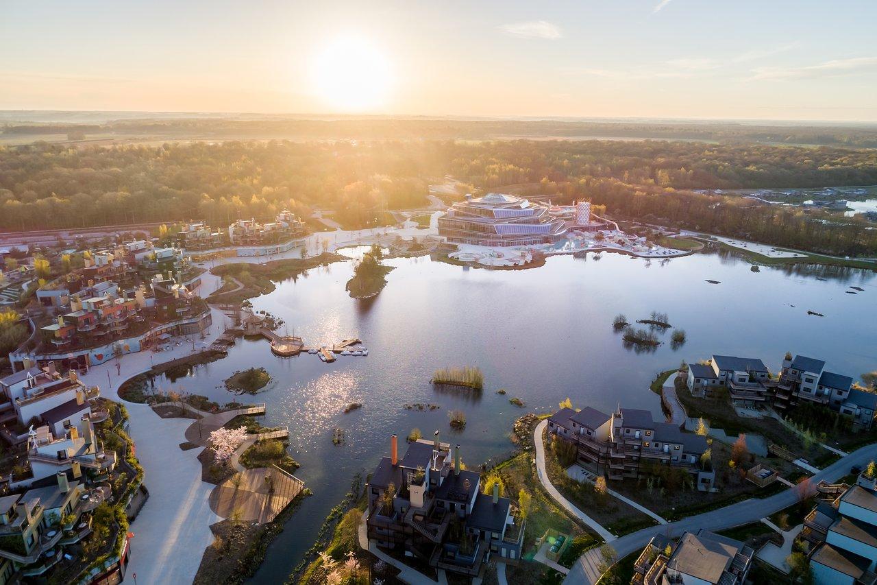 Villages Nature Paris Updated 2019 Prices Resort Reviews Ile De