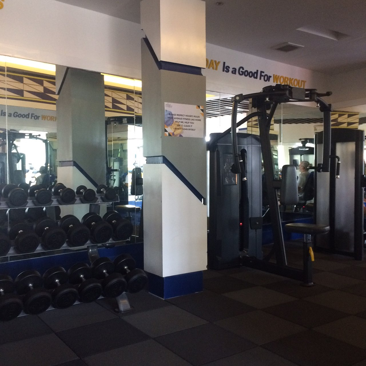 Fitness Avenue - Our new location in London is finally... | Facebook | 1280x1280