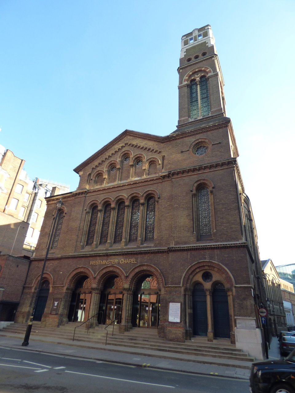 Image result for westminster chapel