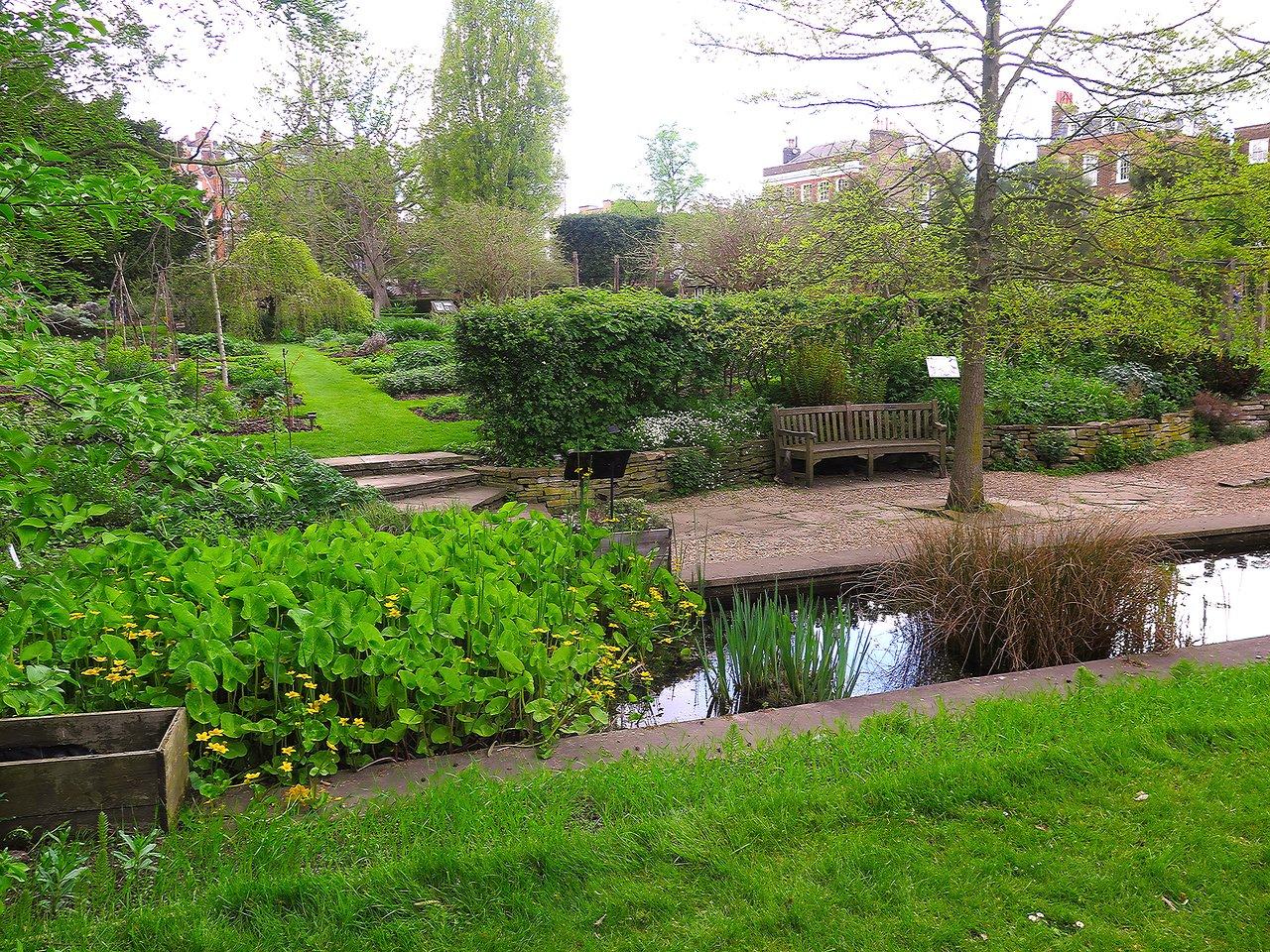 Chelsea Physic Garden (London) - Aktuelle 2020 - Lohnt es sich ...