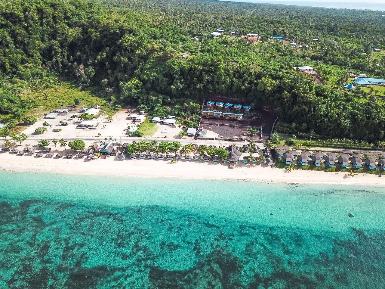 Taufua Beach Fales Updated 2018 Villa Reviews Price Comparison Lalomanu Samoa Tripadvisor