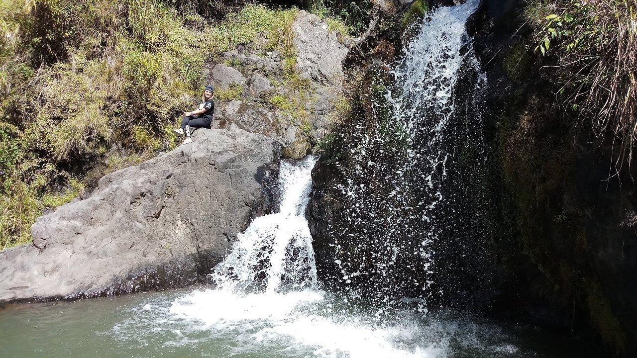 Cascadas de Bokong Falls en Sagada