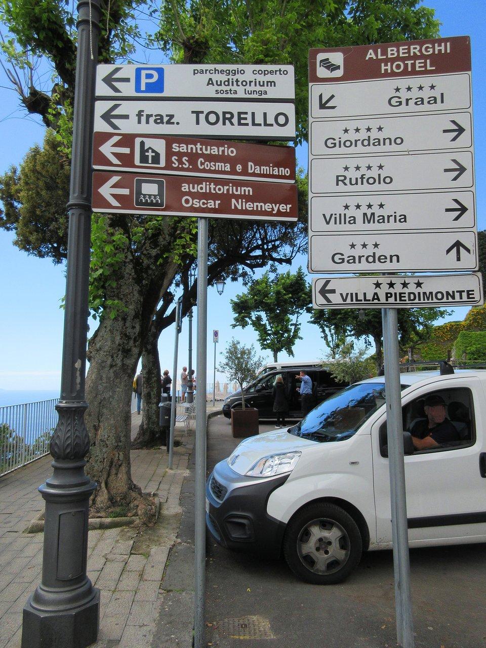 Azienda Autonoma Soggiorno e Turismo di Ravello - 2019 All You Need ...
