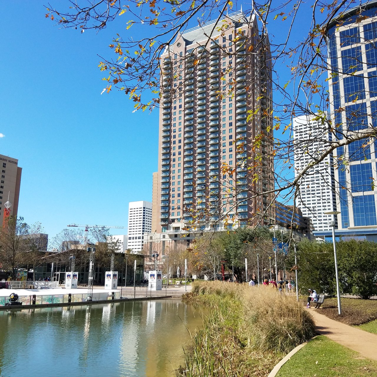 HOUSTON MARRIOTT WEST LOOP BY THE GALLERIA - Updated 2018 Prices ...