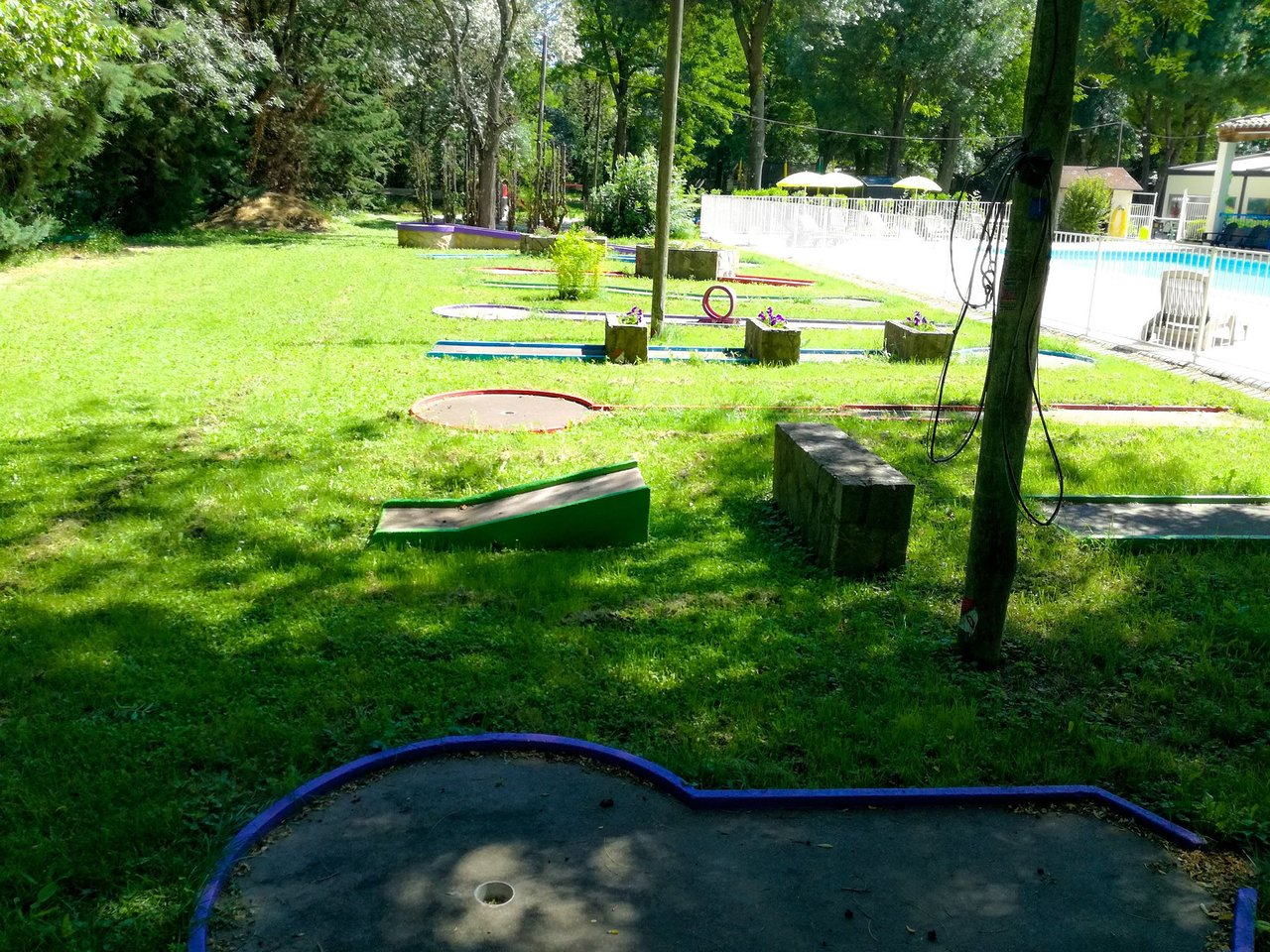 Camping Du Lion Prices Campground Reviews Bourg Saint Andeol